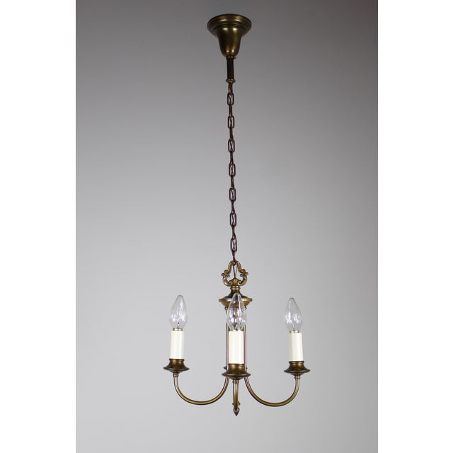 Colonial Revival Candelabra Style Fixture - Image 3 of 8
