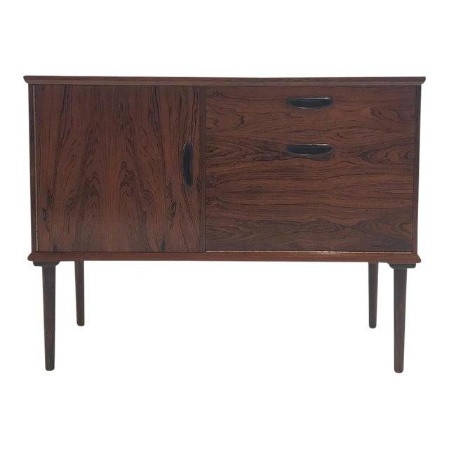 Vintage Danish Rosewood Cabinet - Image 3 of 10