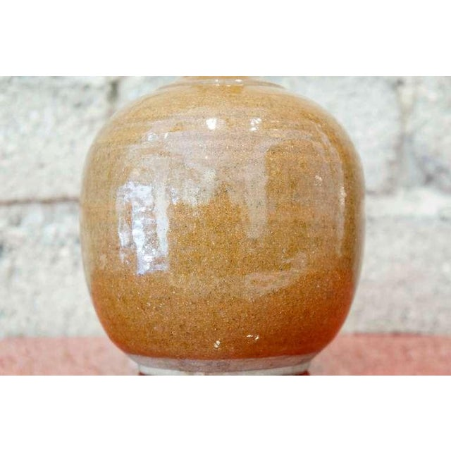 Mid 19th Century Mid 19th Century Vintage Sake Flask For Sale - Image 5 of 9