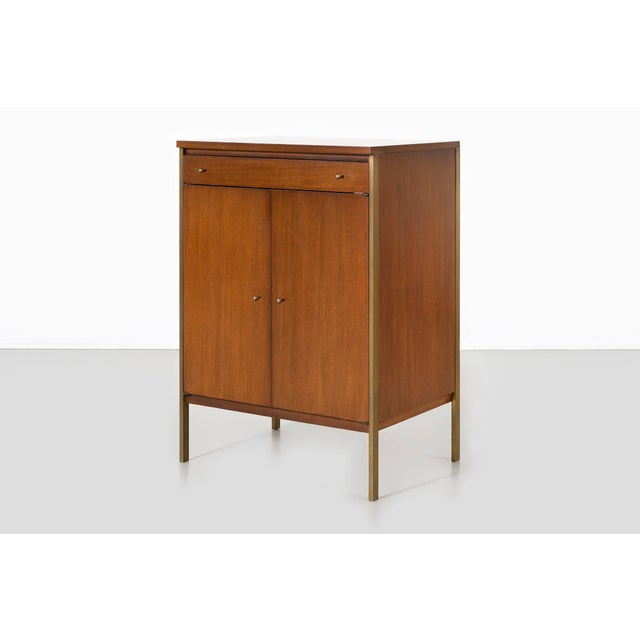 Paul McCobb for H. Sacks + Sons Connoisseur Collection Walnut Cabinet For Sale - Image 9 of 9