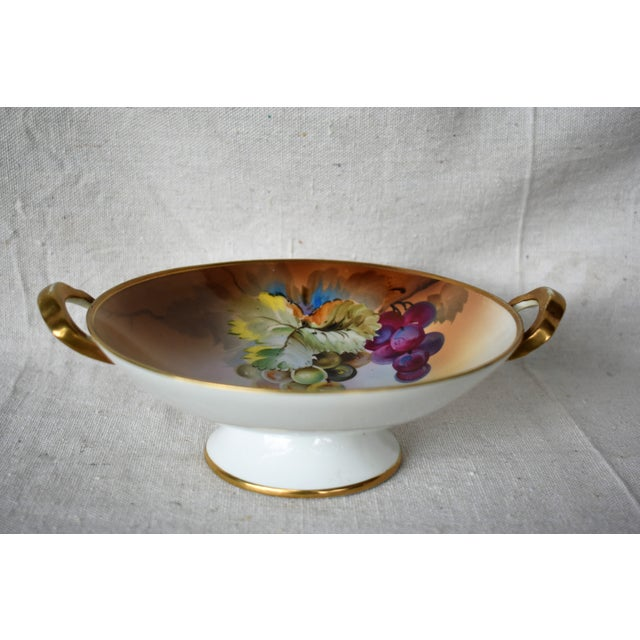 Japanese Japanese Two Handled Bowl For Sale - Image 3 of 6