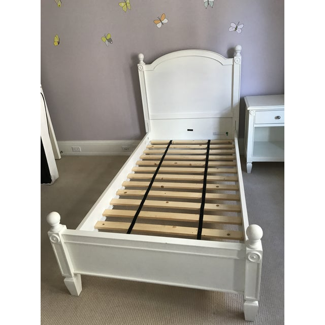 Restoration Hardware Baby & Child Twin Bed - Image 3 of 5