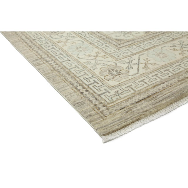 """Khotan Hand-Knotted Rug - 9' 2"""" X 11' 6"""" - Image 2 of 3"""