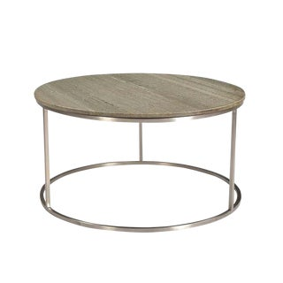 Saturn Marble Coffee Table For Sale