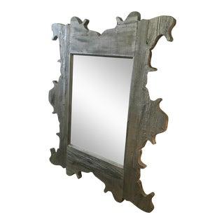 French Provençal Mirror