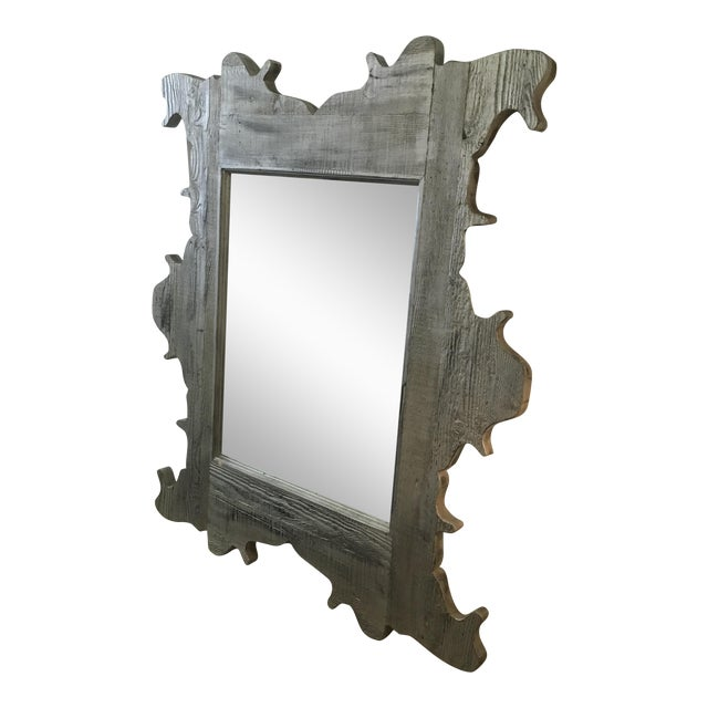 French Provençal Mirror For Sale