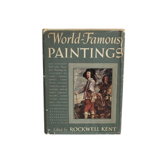 """""""World Famous Paintings"""" Illus Rockwell Kent, 1939 For Sale"""