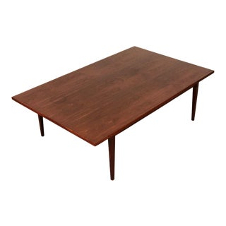 Excellent Vintage Used Danish Modern Coffee Tables Chairish Ocoug Best Dining Table And Chair Ideas Images Ocougorg