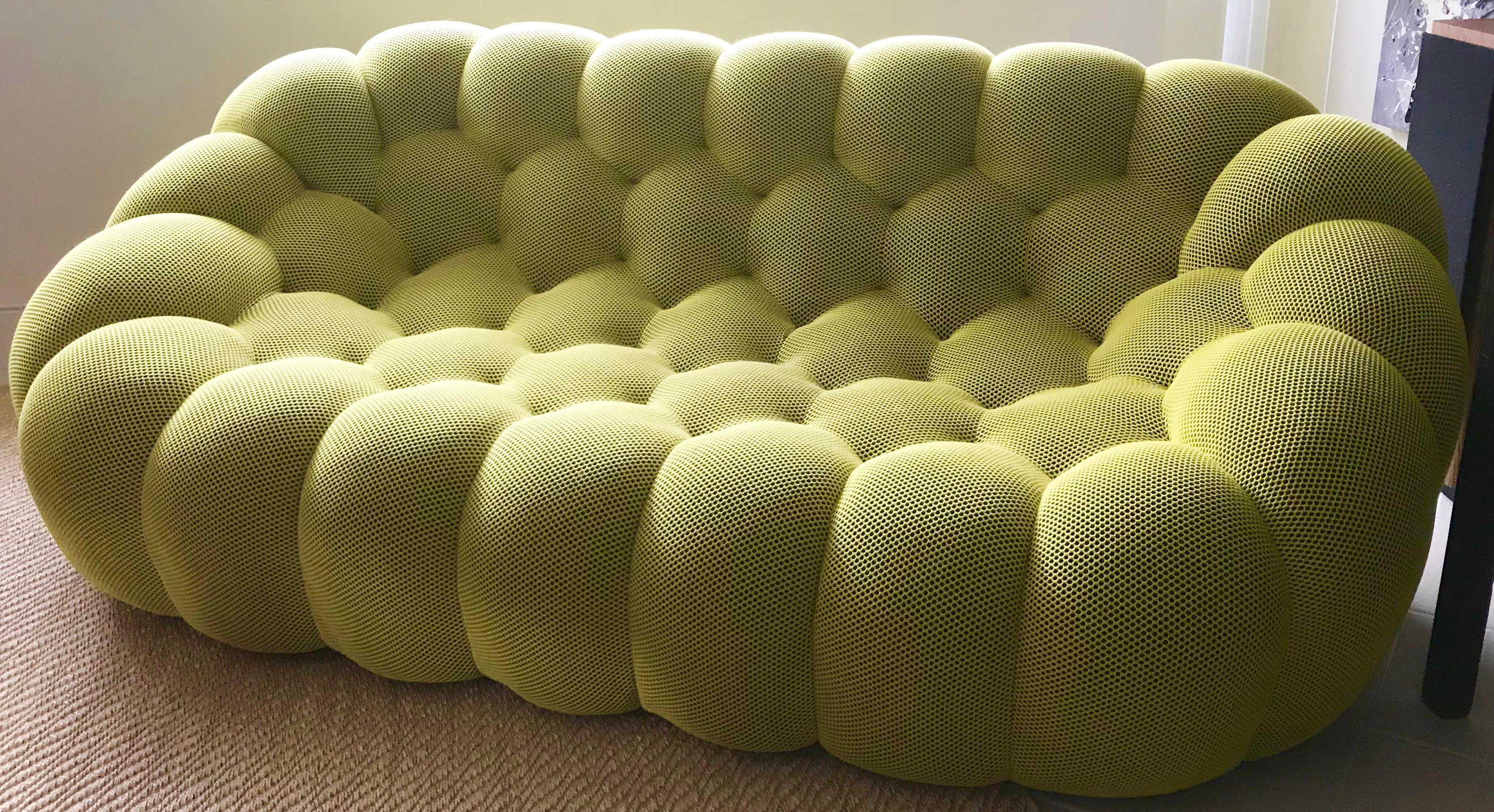 Bubble Sofa By Sacha Lakic For Roche Bobois   Image 5 Of 6