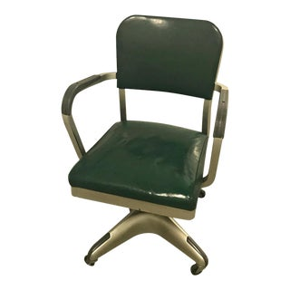 All-Steel Equipment Inc, Green Office Chair
