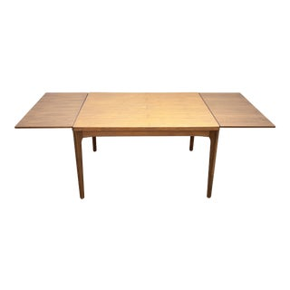Mid Century Modern Danish Dining Table For Sale