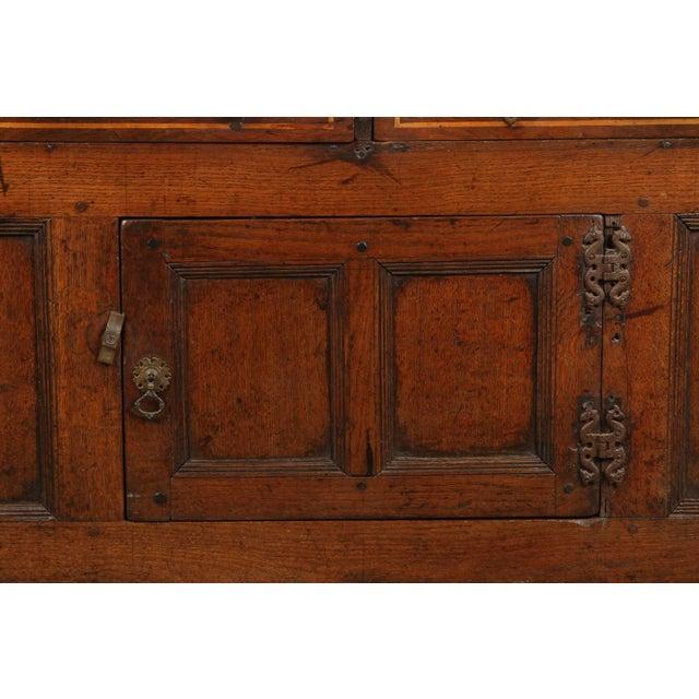 19th Century English Oak Sideboard - Image 3 of 10