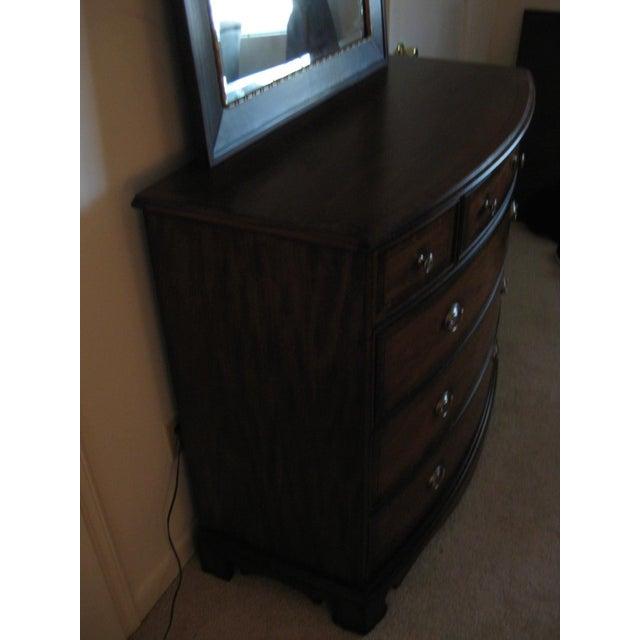 Ethan Allen Dresser with Mirror - Image 6 of 12