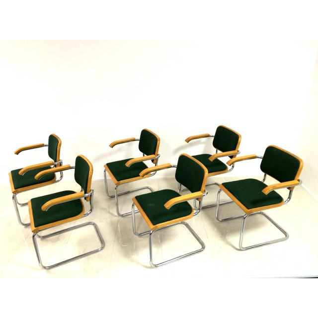 Vintage Thonet Marcel Breuer Cesca Chairs - 6 - Image 2 of 7
