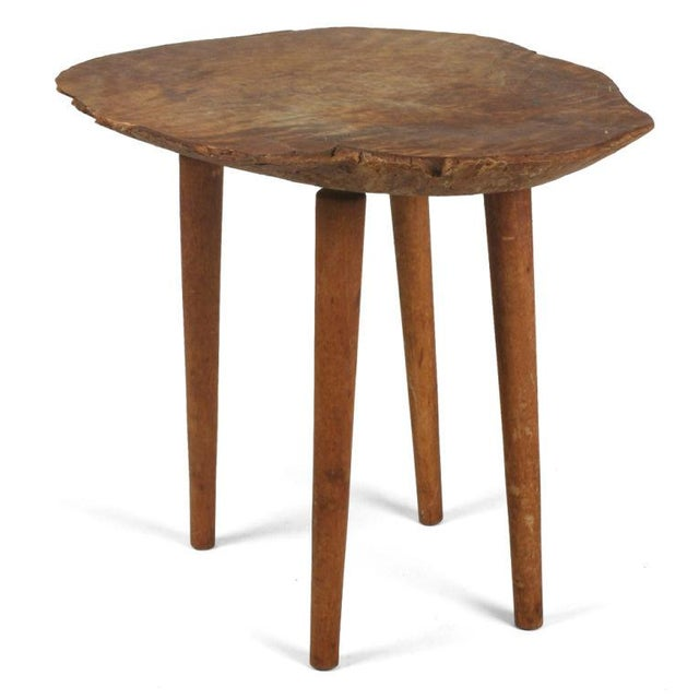 Maple Roy Sheldon Studio Craft Occasional Table For Sale - Image 7 of 7