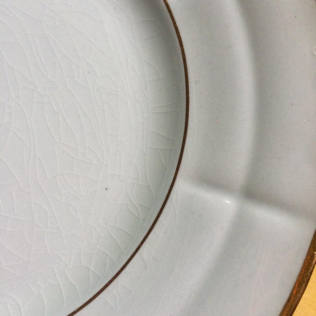 3-Piece Upsala Ekeby Cup & Saucer Set - Image 8 of 8