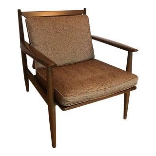 Vintage Mid-Century Baumritter Lounge Chair