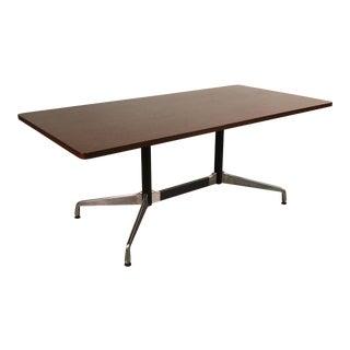 Charles Eames for Herman Miller Mid-Century Modern Desk / Conference Table For Sale
