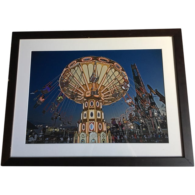 Coney Island Framed Photograph by Neil Lawner - Image 1 of 11
