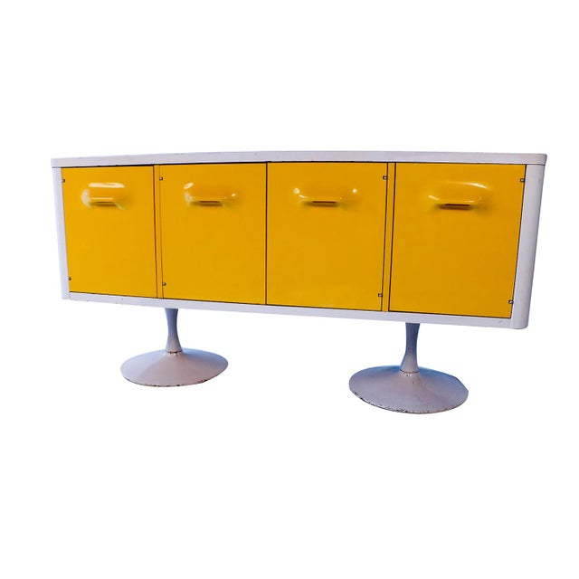 Raymond Loewy Style Chapter One Broyhill Premier Credenza Dresser Cabinet For Sale In Baltimore - Image 6 of 11