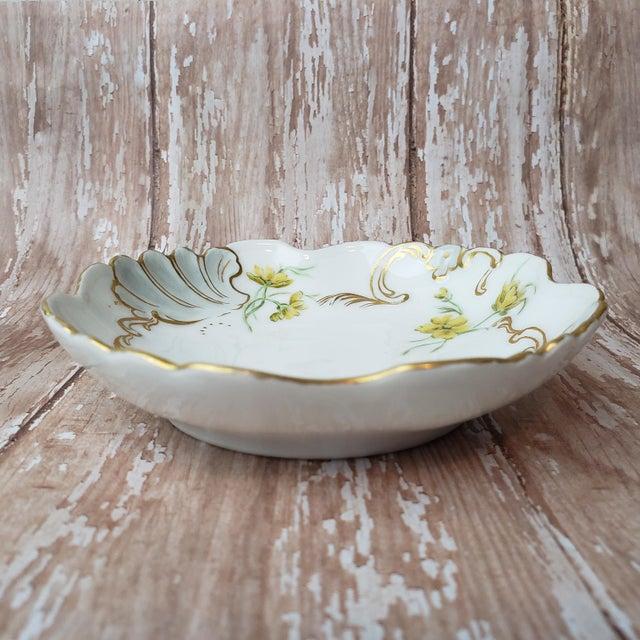 Jean Pouyat Limoges Porcelain Trinket Dish For Sale In Nashville - Image 6 of 10