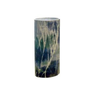 Vintage Andersen Design Vase Decorated by Brenda Andersen For Sale