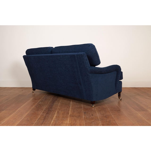 Traditional Traditional English Style 2 Seater Sofa For Sale - Image 3 of 4
