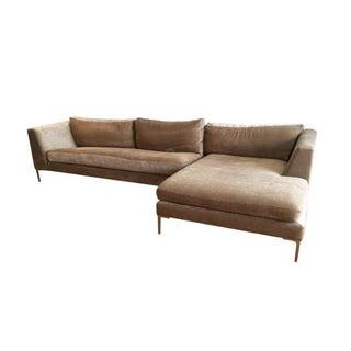 ABC Home Sleek Sectional Sofa