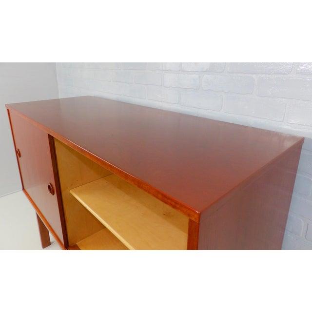 Folke Ohlsson for Dux Sweden Mid Century Modern Sideboard For Sale - Image 11 of 13