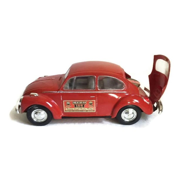 Vintage 1970's Volkswagen Bug Liquor Decanter Retro Barware - Image 4 of 7