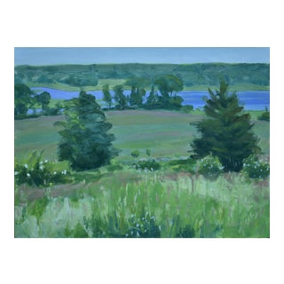 """Down to the River"" Plein Air Painting"
