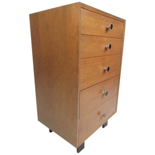 Vintage Modern George Nelson Lingerie Chest For Sale