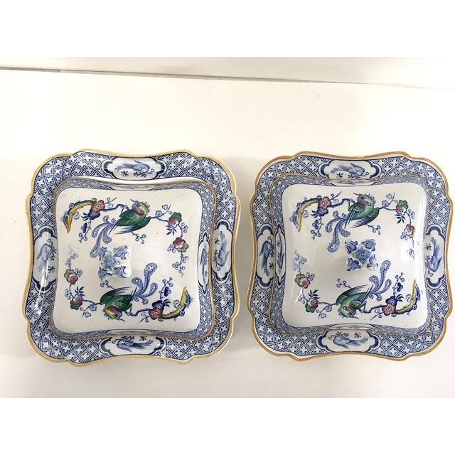 1890s Lawleys Covered Tureens - A Pair For Sale - Image 10 of 11