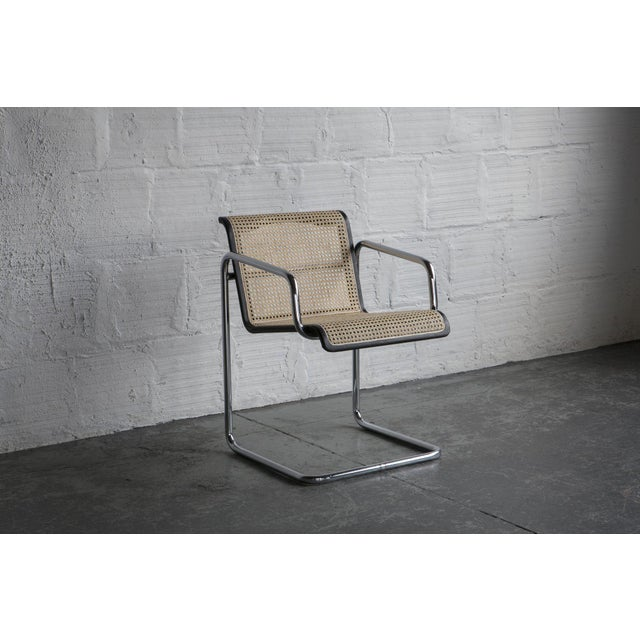 Marcel Breuer Style Armchair - Image 4 of 10