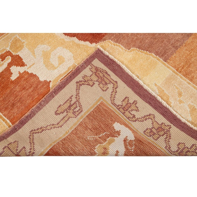 21st Century Contemporary Kars Wool Rug For Sale - Image 4 of 13