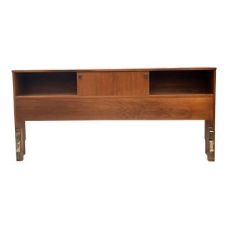 Mid-Century King Size Headboard For Sale