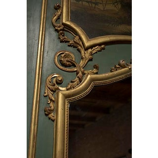 19th Century French Trumeau Mirror Preview