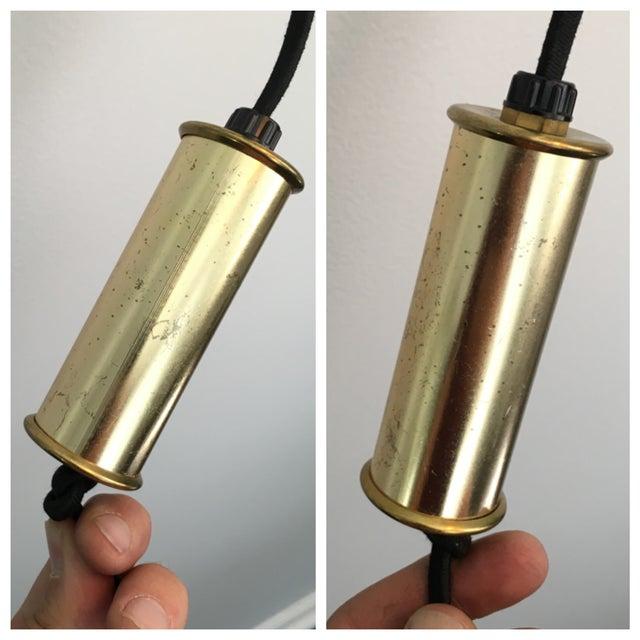 Lightolier Gerald Thurston Up/Down Swing Lamp - Image 11 of 11