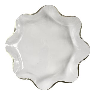 "Mid-Century 12""Lucite Bowl For Sale"