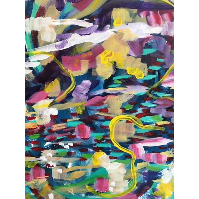 """No. 125"" Original Painting by Jessalin Beutler - Image 4 of 4"
