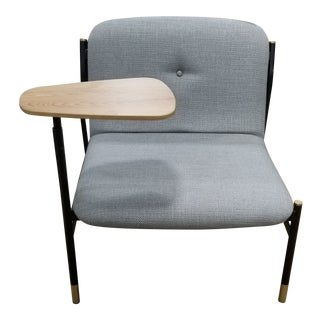 Mid Century Modern Style Tablet Chair For Sale