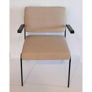60s Wrought Iron Chair Preview
