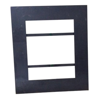 Contemporary Steel Frame for Mirror or Picture For Sale