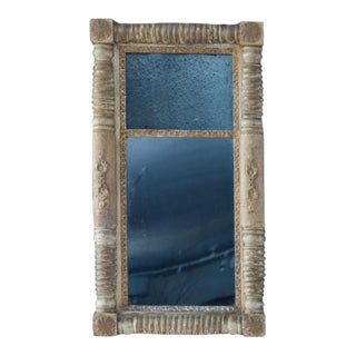 Antique Hall Mirror For Sale