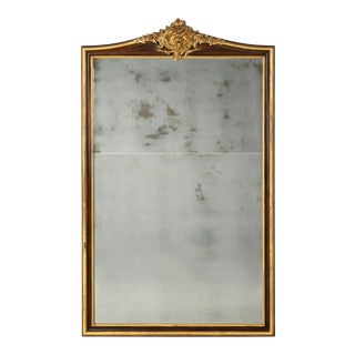 French Rococo Style Mirror of a Grand Scale For Sale