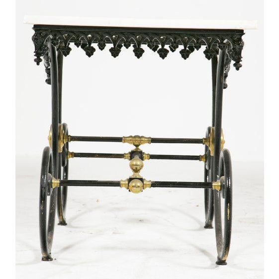 French French Pastry Table For Sale - Image 3 of 9