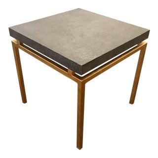 Made Goods Modern Benjamin Side Table For Sale