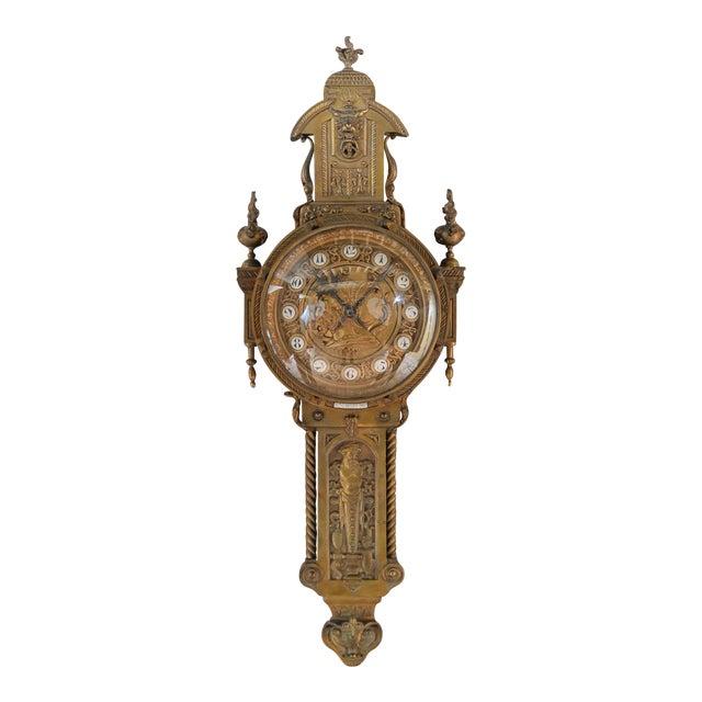 19th Century Creusy Paris Bronze French Clock - Image 1 of 10