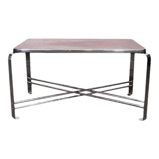 Art Deco Wolfgang Hoffman Coffee Table For Sale