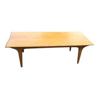1950s Mid Century Modern Heywood-Wakefield Coffee Table For Sale